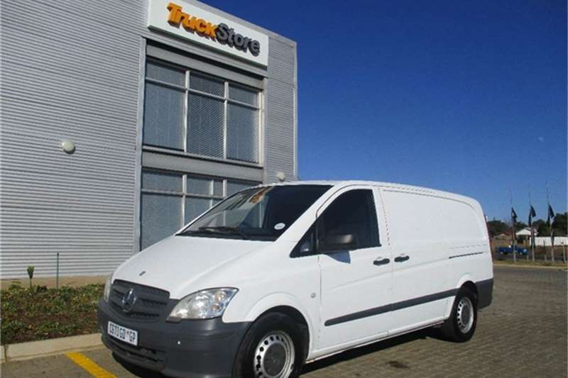 Others Mercedes Benz Vito 116CDI Panel Van Mercedes Benz 2013
