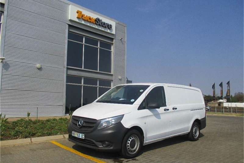 Others Mercedes Benz Vito 116CDI Panel Van Mercedes Benz 2016