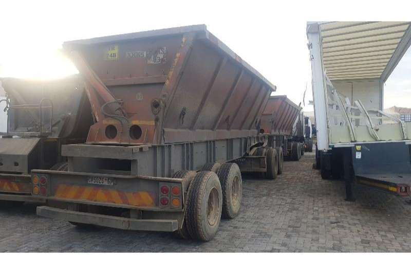 Paramount Trailers Side Tipper Side Tipper Link 2008