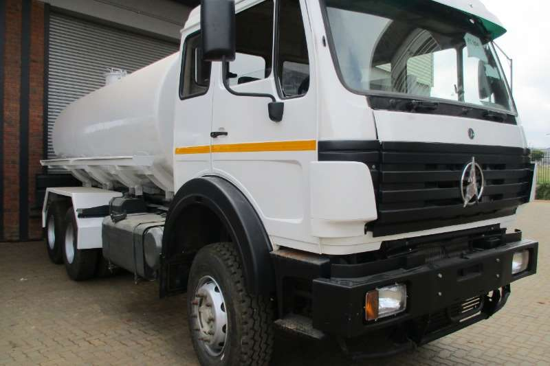 Powerstar 26.35 Powerstar 16000Ltr Water Bowser Truck