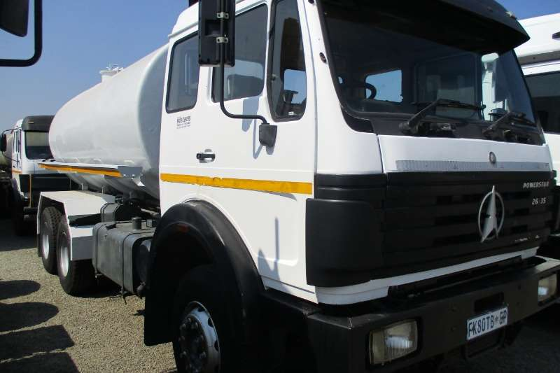 Powerstar 26 35 Water Tanker 16000Ltr Truck