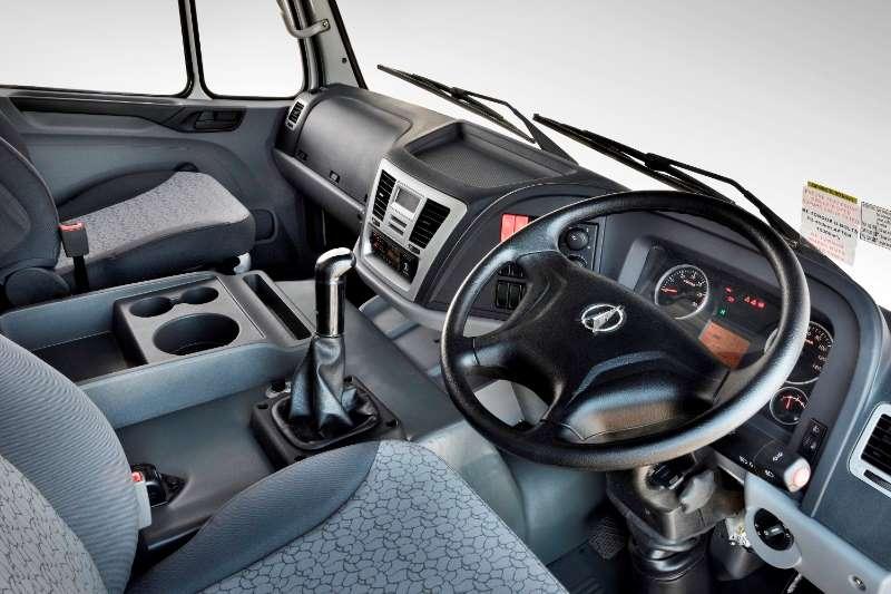 Powerstar Chassis cab VX 1627 LWB Truck