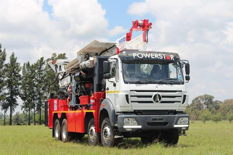 Powerstar Tipper SALE VX 4035B 18m3 HARDOX TIPPER Truck