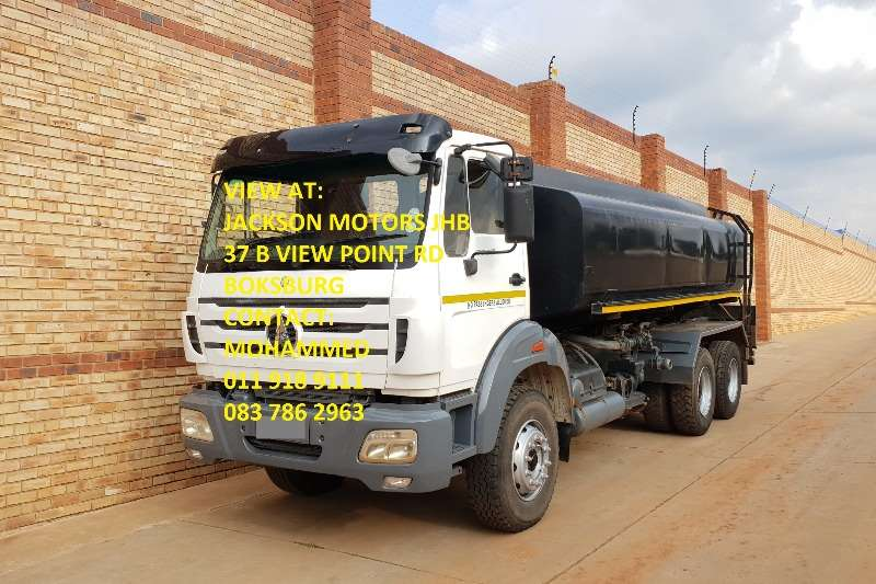 2012 Powerstar 2628 WITH 18000 L WATER TANK WITH SPRAY BARS Water