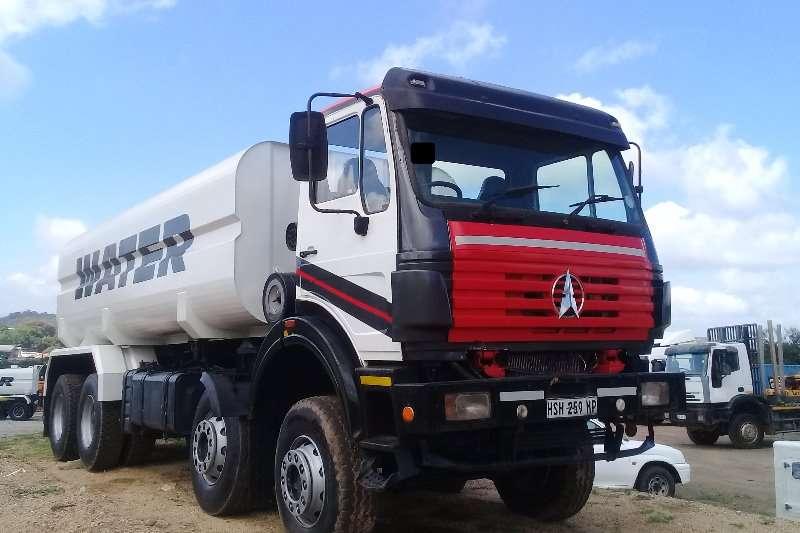 Powerstar Water tanker Powerstar 4035 water tanker Truck