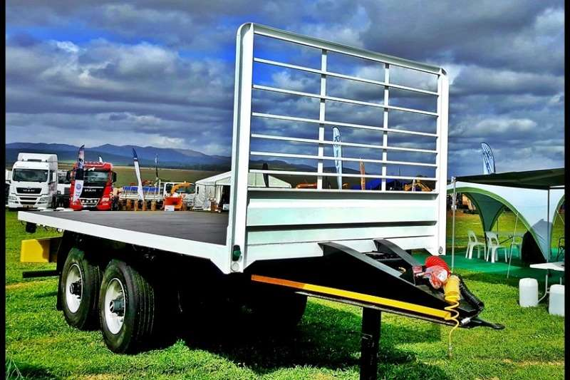 Ramkat Drawbar Center Axle Draw Bar Trailers Brand New Trailers