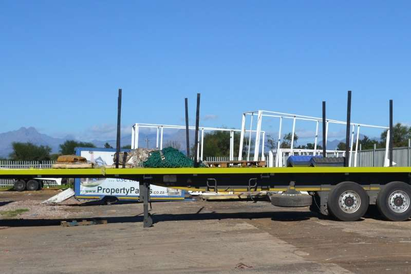 Ramkat Flat deck Tri Axle Flat Deck Trailer   Available Trailers