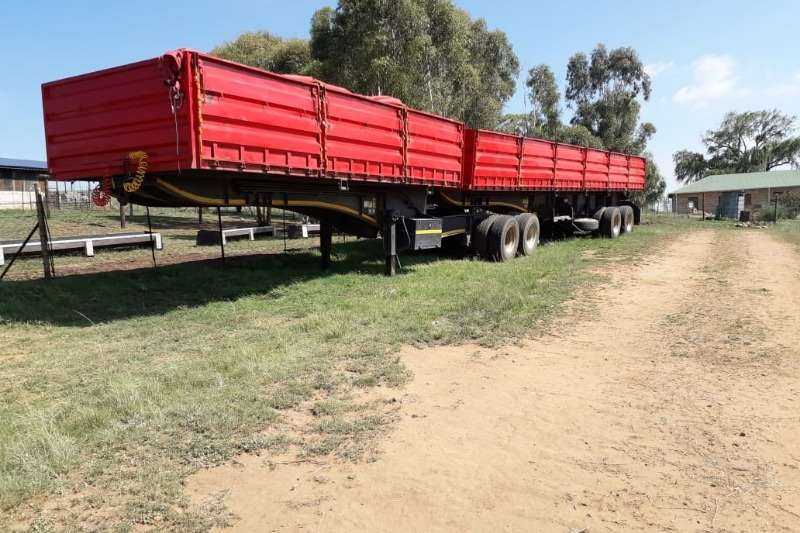 Ramkat Side tipper Side tipper   Available Trailers