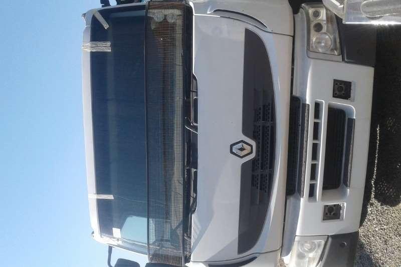 Renault Double axle Premium Lander 380 Truck-Tractor