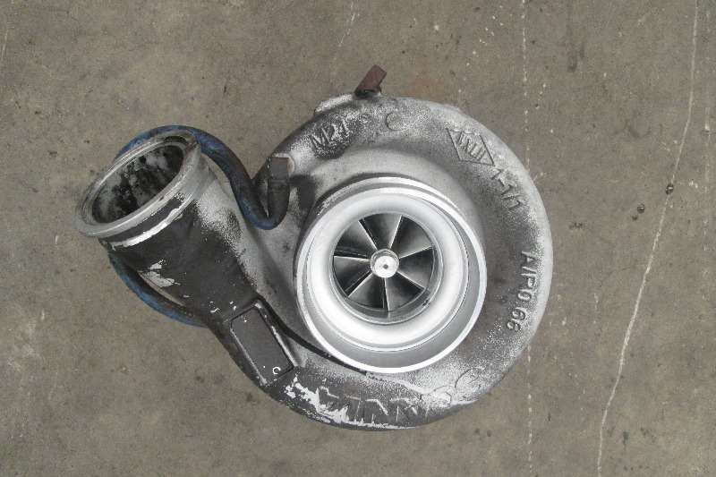 Renault DXi11 Turbo Charger Truck-Tractor