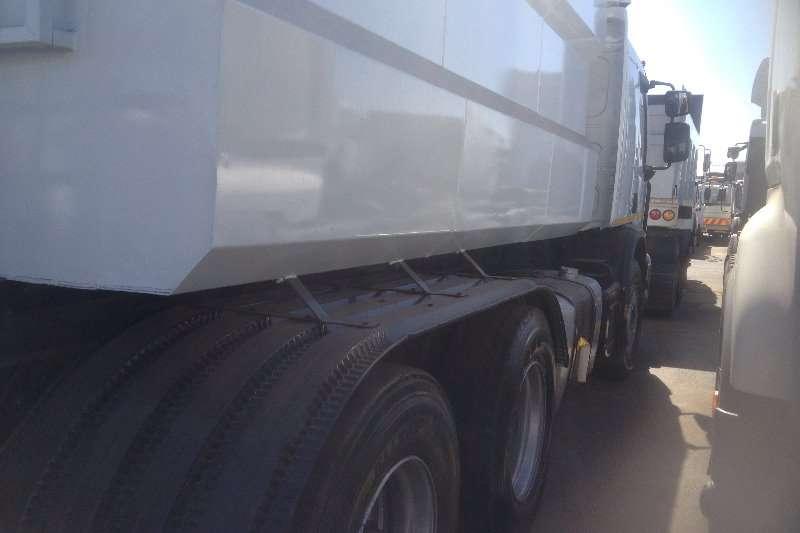 Renault Water tanker Renault 380 DXi 16 000l Tanker Truck