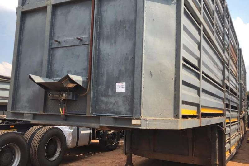 SA Truck Bodies Cattle Link