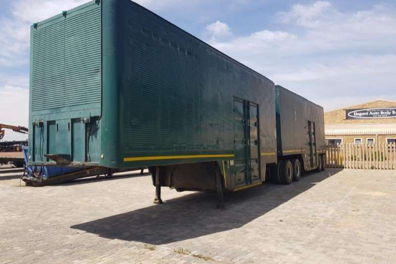 SA Truck Bodies CLOSED BODY