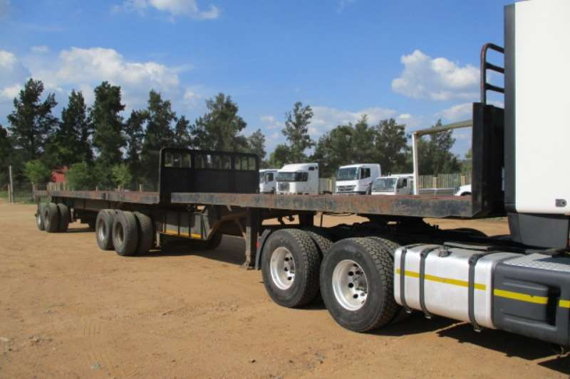 SA Truck Bodies SA TRUCK BODIES INTERLINK FLAT DECK TRAILER