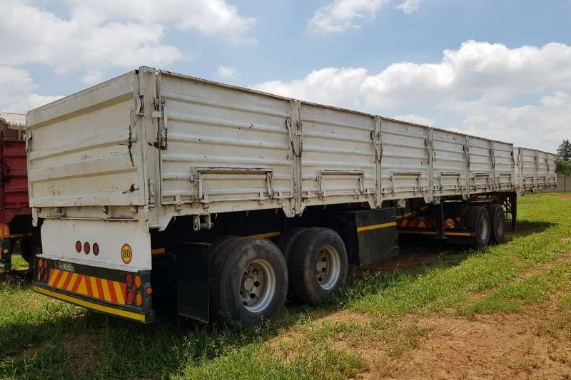 SA Truck Bodies SATB Dropside Superlink