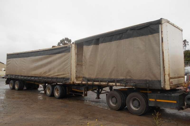 SA Truck Bodies SATB Tautliner