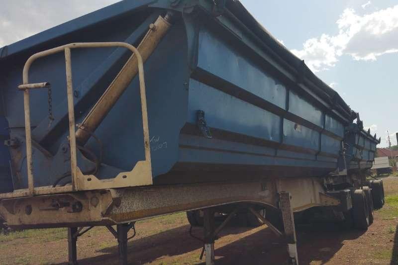 SA Truck Bodies Side Tip Link 45m2