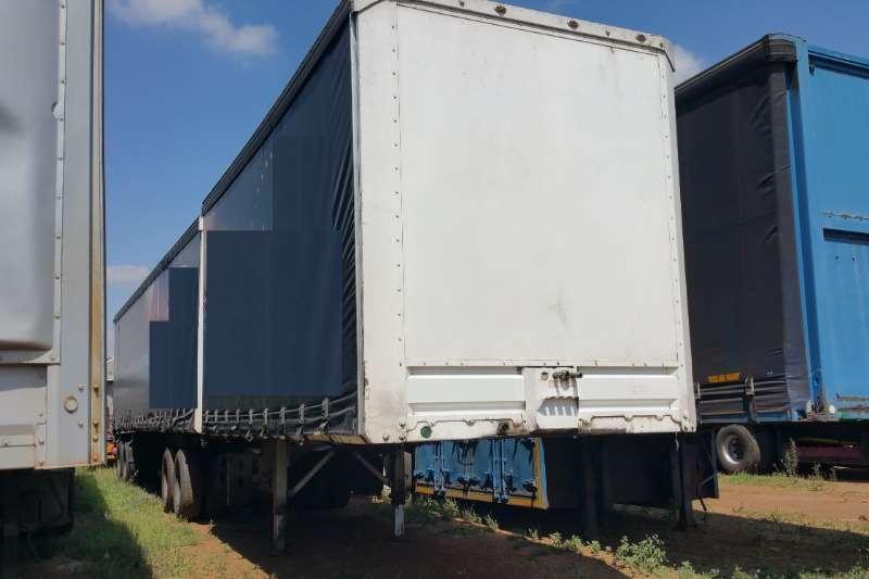 SA Truck Bodies Tautliner Superlink