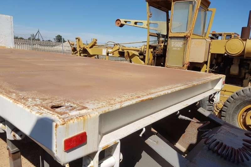 SA Truck Bodies Interlink SATB 6+12m Trailers