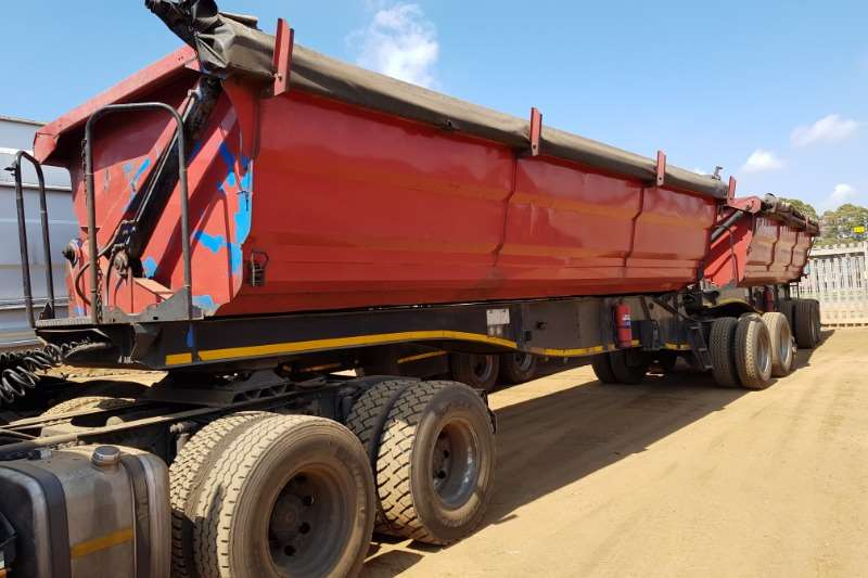 2008 Sa Truck Bodies 45cube  Grain Trailer  Rwc  Recently