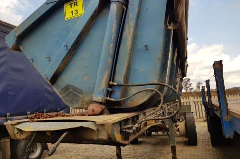 SA Truck Bodies Side tipper REAR TRAILER Trailers