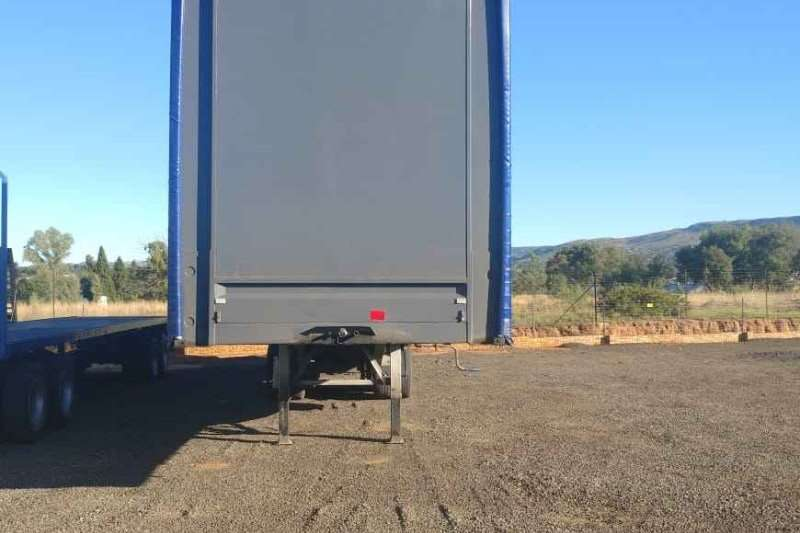 SA Truck Bodies Tautliner 2010 SA Truck Bodies Tautliner Trailers