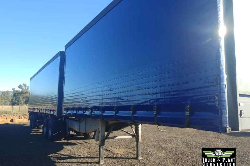 SA Truck Bodies Trailers Tautliner 2010 SA Truck Bodies Tautliner 2010