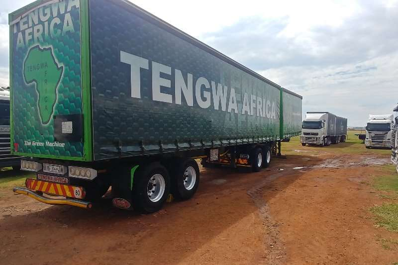 SA Truck Bodies Tautliner 2015 6/12 Sa Truck Bodies Tautliner Trailers