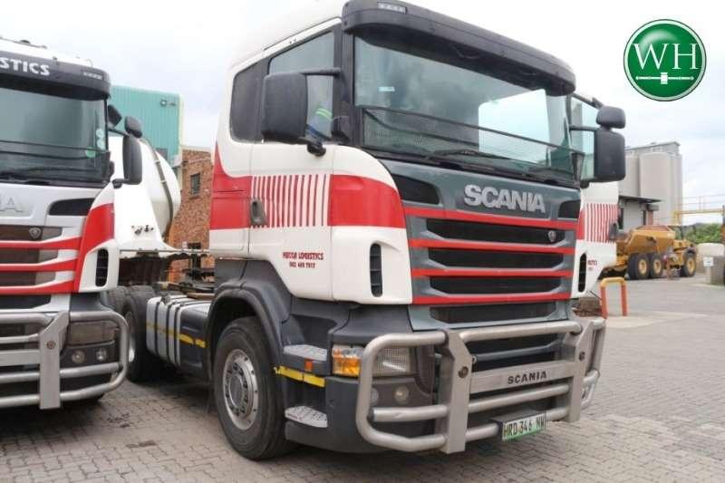 Scania R420 LA 6x4 MHZ Opticruis