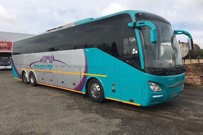 Scania SCANIA K380 HIGER BODY LUXURY COACH (48 SEATER)