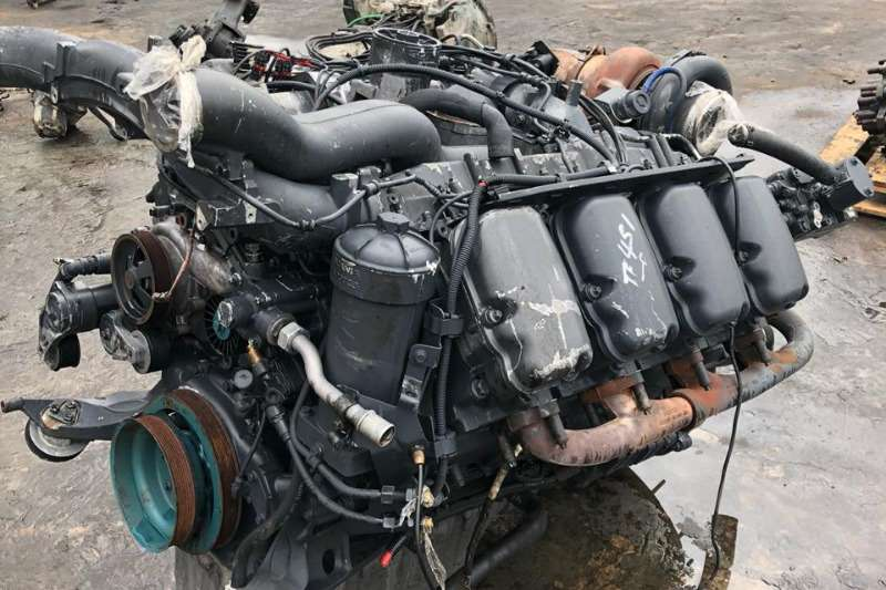 Scania R580 V8 Engine Spares Trucks For Sale In Kwazulu Natal On