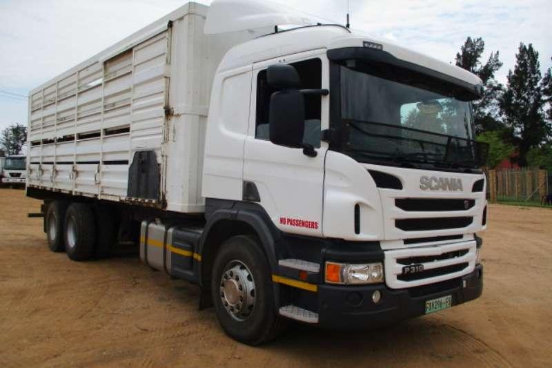 Scania Truck Cattle Body SCANIA P310 CATTLE BODY 2016