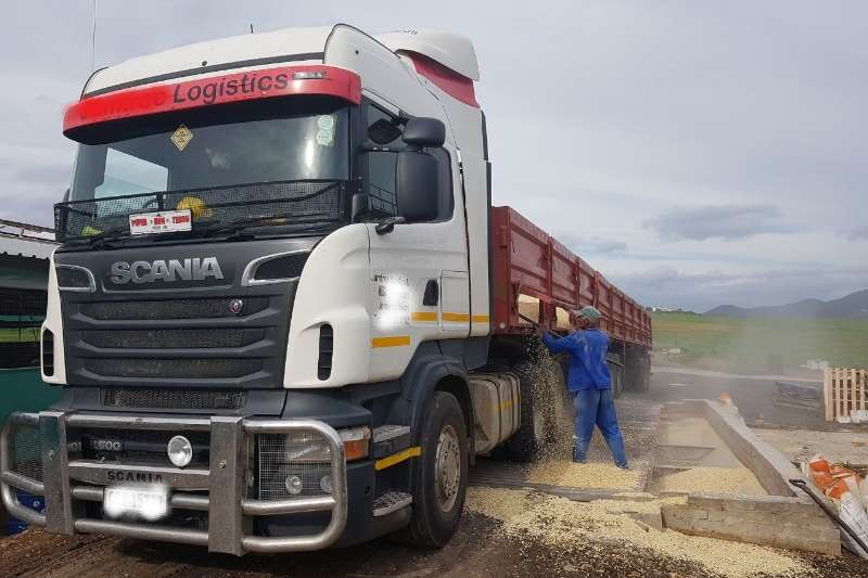 Scania Chassis cab Scania R500 TT Truck