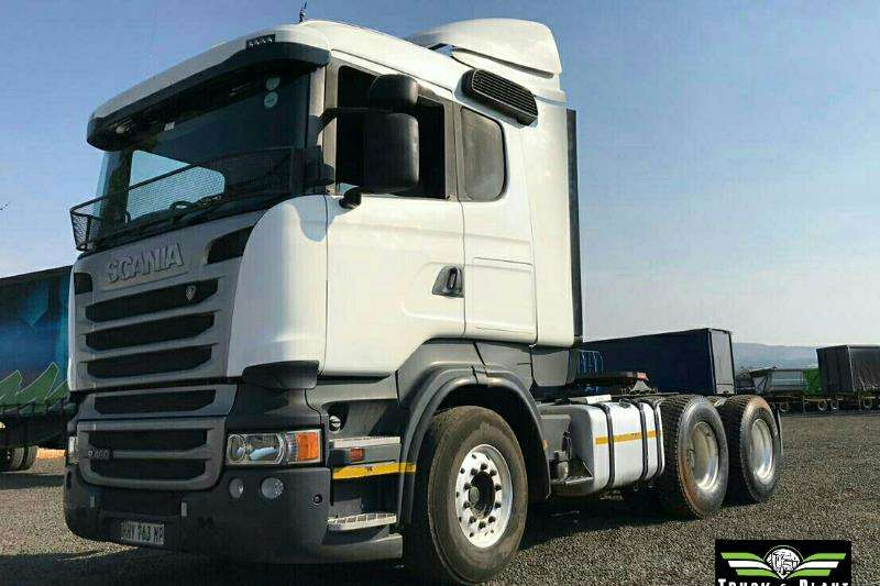 Scania Double axle 2014 Scania R460 Truck-Tractor