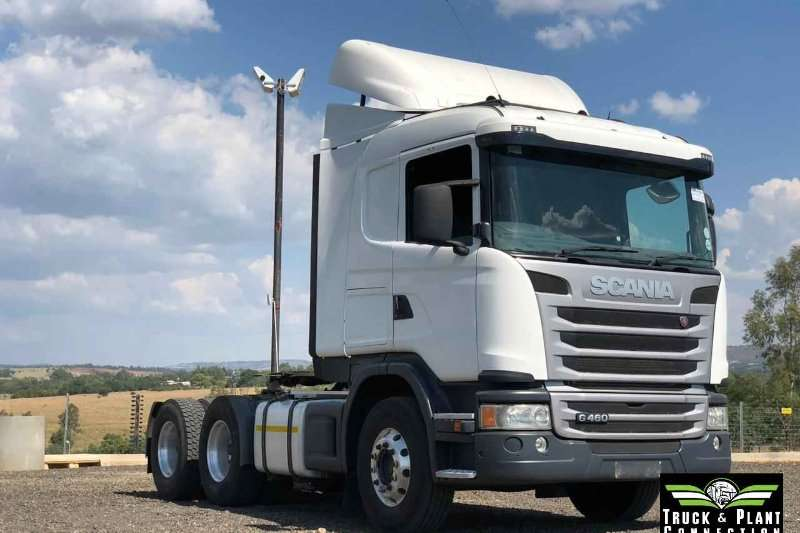 Scania Double axle 2015 Scania G460 for sale Truck-Tractor
