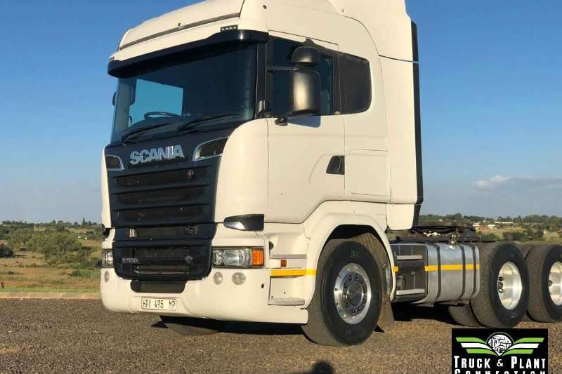 Scania Double axle 2015 Scania R500 Truck-Tractor