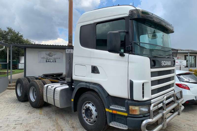 Scania Truck-Tractor Double Axle R480 6x4 2007