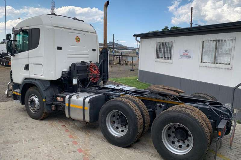 Scania Double axle R480 6x4 Truck-Tractor