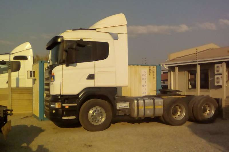 Scania Double axle R500 LA 6 x 4 MHZ Truck-Tractor