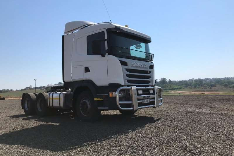 Scania Double axle Scania G460 Truck-Tractor