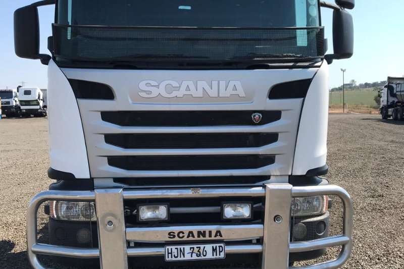 Scania Truck-Tractor Double Axle Scania G460 2015