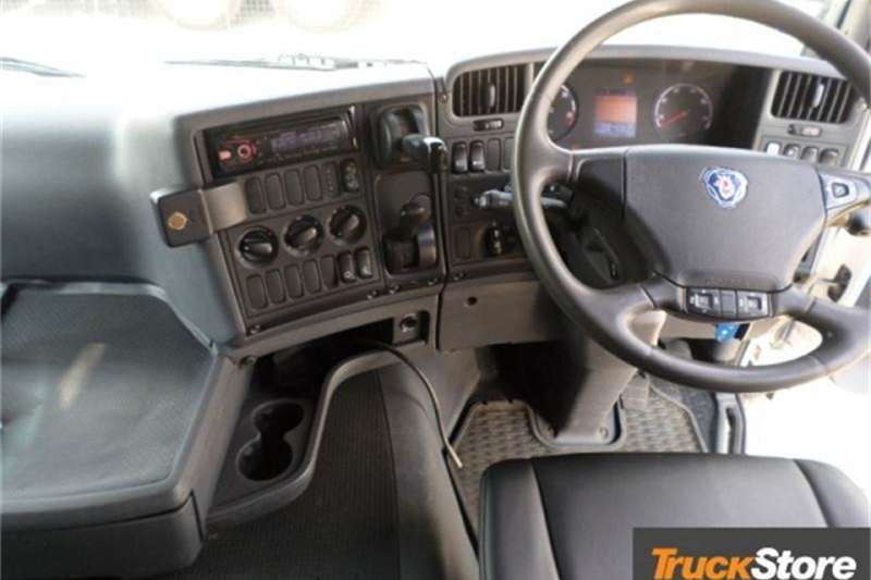 Scania G460 CA 6X4 MSZ Truck-Tractor