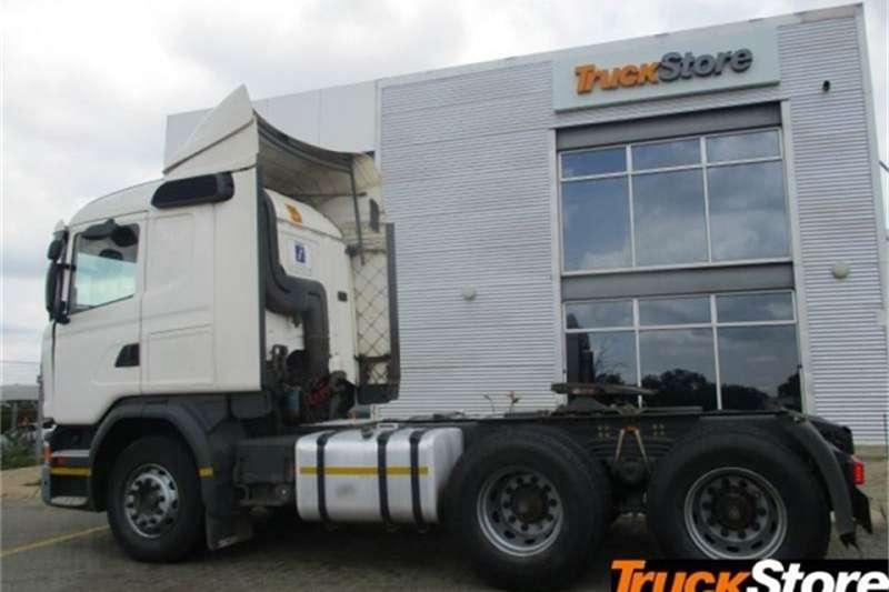 Scania G460 CA6X4MSZ Truck-Tractor
