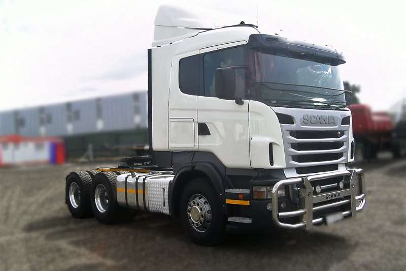 Scania SCANIA R420 Truck-Tractor