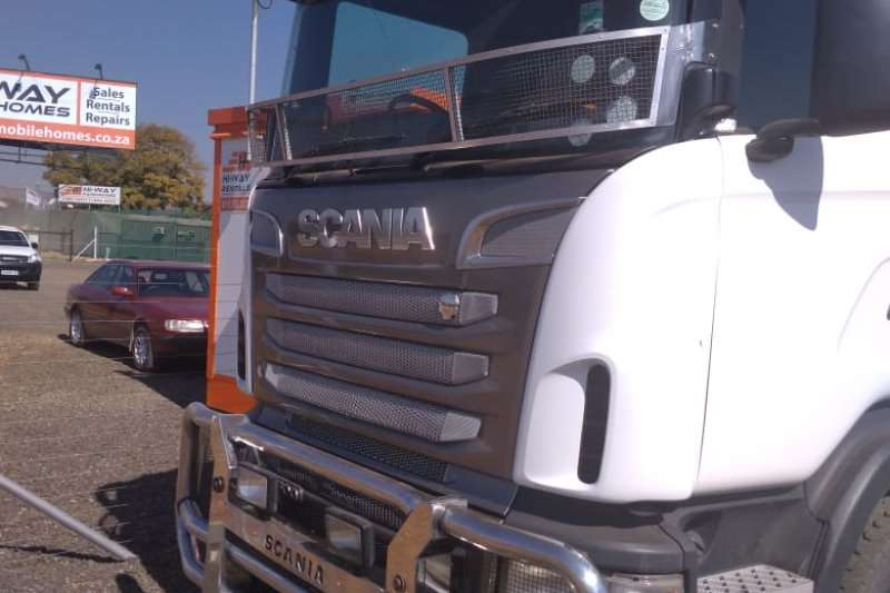 Scania Truck-Tractor SCANIA R500 2012