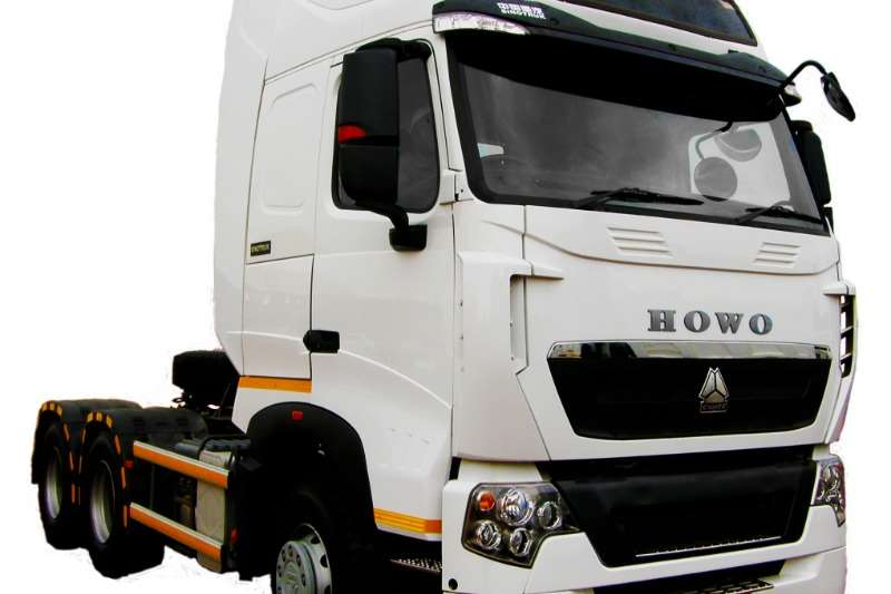 中国重汽其他新V7G欧三规格卡车