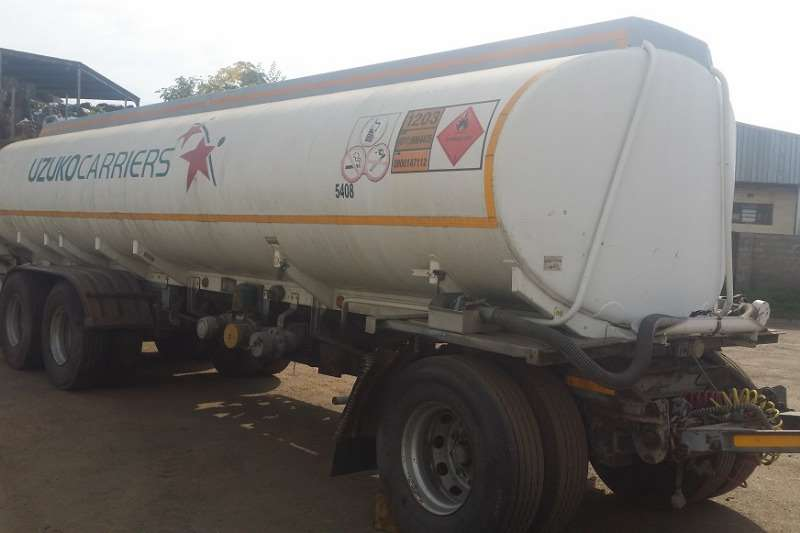 Southern Star Trailers Fuel Tanker 24 000 LITRE 1993