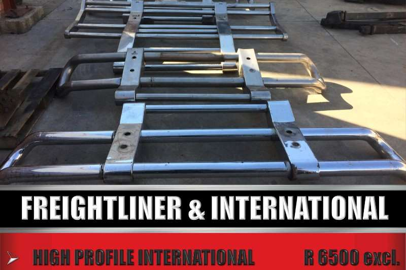 Spares 2nd Hand International & Freightliner Bullbar 0