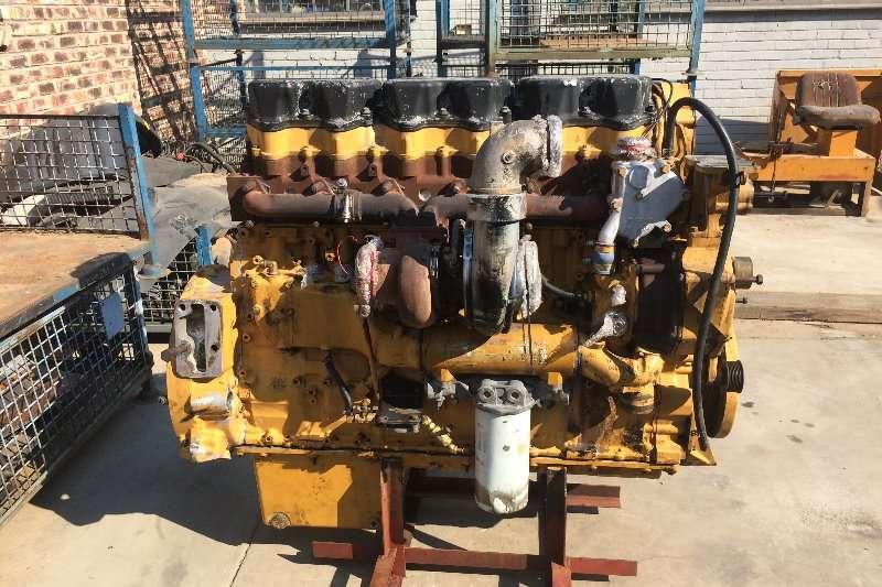 Spares Freightliner Engine CAT C15 0