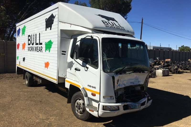 Fuso Fuso FK10 240 Stripping for Spares Spares